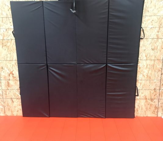 Gym Wall Basketball Mat