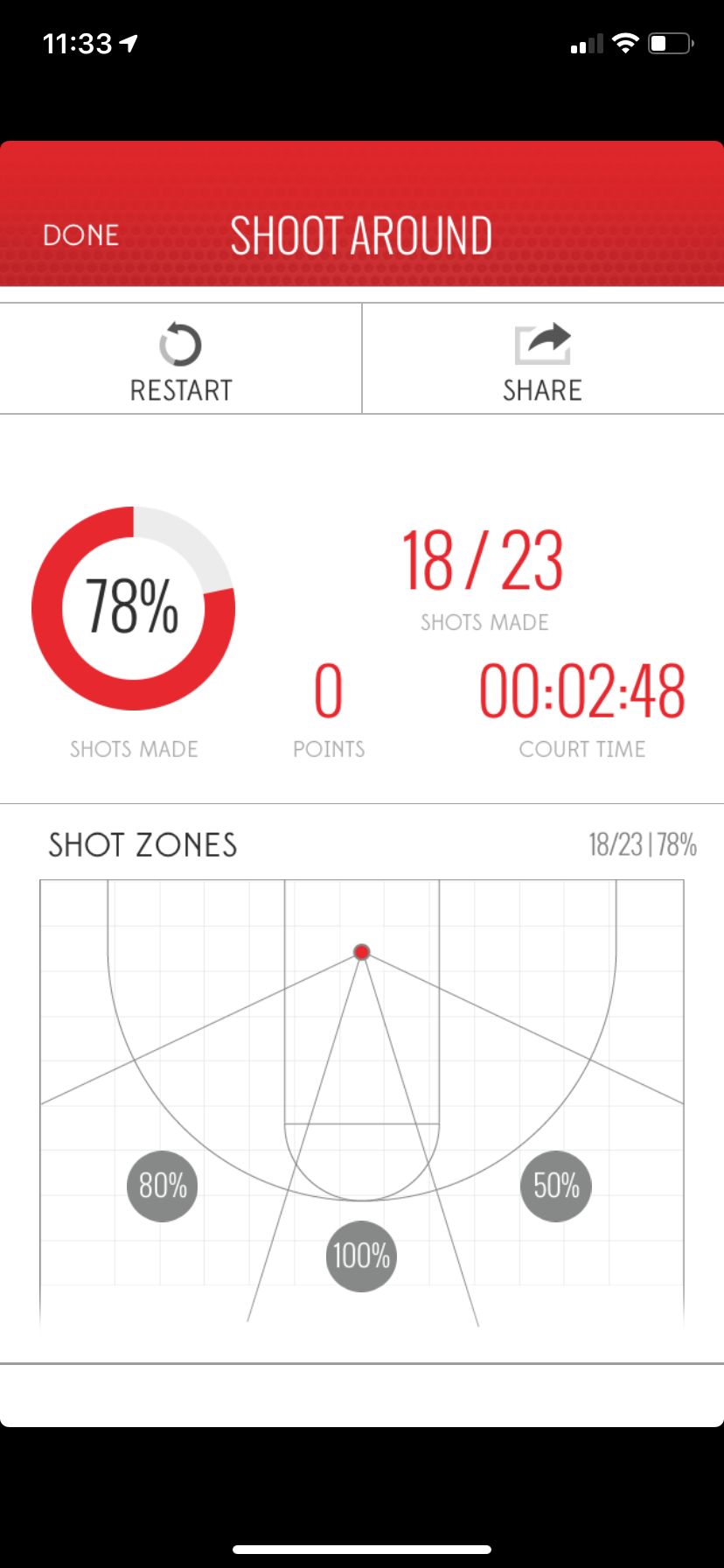 Shoot-A-Way The Gun app results